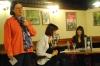 SZAK Kávéházi Beszélgetés a Zila Kávéház Galériájában - 2013. 02. 28.