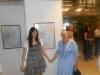 NaptükörHoldtükör - Rózsavölgyiné Tomonyák Gitta művésztanár kiállítása